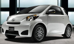 Hatch Models at TrueDelta: 2015 Scion iQ exterior