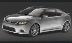 Hatch Models at TrueDelta: 2013 Scion tC exterior