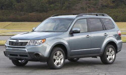 2009 - 2012 Subaru Forester Reliability by Generation