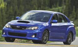 2008 - 2011 Subaru Impreza / WRX / Outback Sport Reliability by Generation