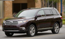 2008 - 2013 Toyota Highlander Reliability by Generation