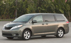 Toyota Sienna Transmission and Drivetrain Problems