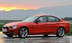 Coupe Models at TrueDelta: 2013 BMW 3-Series exterior