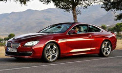 Coupe Models at TrueDelta: 2015 BMW 6-Series exterior