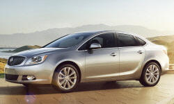 Buick Regal vs. Buick Verano MPG