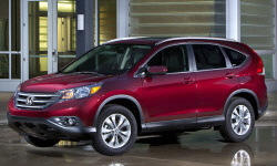 Honda CR-V Gas Mileage (MPG):