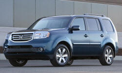 2012 - 2015 Honda Pilot Reliability by Generation