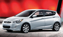 Hatch Models at TrueDelta: 2014 Hyundai Accent exterior