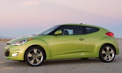 Hatch Models at TrueDelta: 2015 Hyundai Veloster exterior