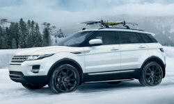 Convertible Models at TrueDelta: 2019 Land Rover Range Rover Evoque exterior