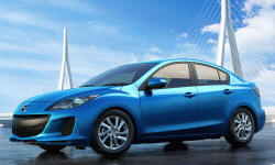 2010 - 2013 Mazda Mazda3 Reliability by Generation