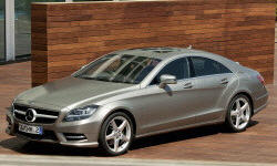 Mercedes-Benz Models at TrueDelta: 2014 Mercedes-Benz CLS exterior