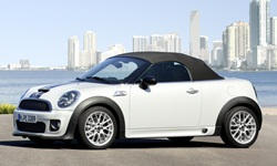 Convertible Models at TrueDelta: 2015 Mini Roadster exterior