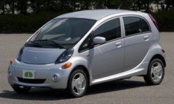 Hatch Models at TrueDelta: 2017 Mitsubishi i-MiEV exterior