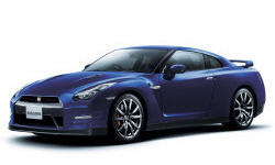 Coupe Models at TrueDelta: 2014 Nissan GT-R exterior