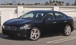 2012 Nissan Maxima Transmission Problems and Repair Descriptions at
