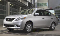 2007 - 2012 Nissan Versa Reliability by Generation