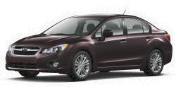 Hatch Models at TrueDelta: 2014 Subaru Impreza / WRX exterior