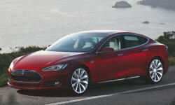 Tesla Models at TrueDelta: 2016 Tesla Model S exterior