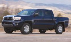 Toyota Tacoma Gas Mileage (MPG):