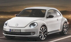 Convertible Models at TrueDelta: 2016 Volkswagen Beetle exterior