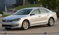 2012 Volkswagen Passat Electrical and Air Conditioning Problems