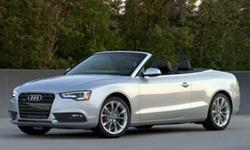 Audi A5 / S5 MPG
