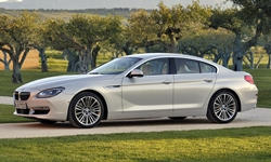 BMW Models at TrueDelta: 2015 BMW 6-Series Gran Coupe exterior