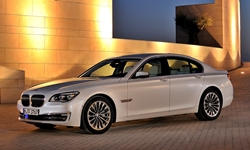 BMW Models at TrueDelta: 2015 BMW 7-Series exterior