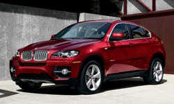 BMW Models at TrueDelta: 2014 BMW X6 exterior