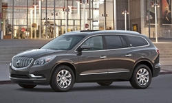 Buick Enclave Paint, Rust, Leaks, Rattles, and Trim Problems