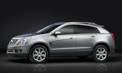 Cadillac SRX and Nissan Murano Gas Mileage (MPG):