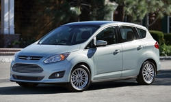 2013 Ford C-MAX body Problems
