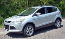 Ford Escape MPG: photograph by