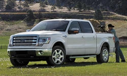 Ford F-150 Gas Mileage (MPG):