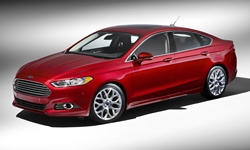 2013 - 2016 Ford Fusion Reliability by Generation