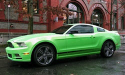 2013 - 2014 Ford Mustang Reliability by Generation