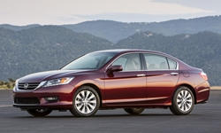Coupe Models at TrueDelta: 2015 Honda Accord exterior