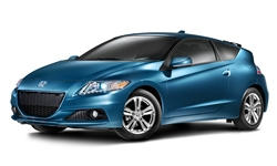 Hatch Models at TrueDelta: 2015 Honda CR-Z exterior