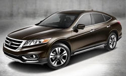 Honda Crosstour MPG