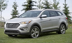 2013 - 2016 Hyundai Santa Fe Reliability by Generation