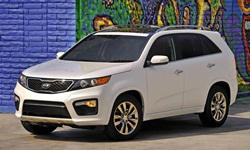 2011 - 2013 Kia Sorento Reliability by Generation