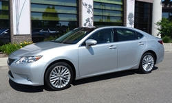 Lexus ES Lemon Odds and Nada Odds: photograph by