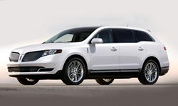 SUV Models at TrueDelta: 2019 Lincoln MKT exterior