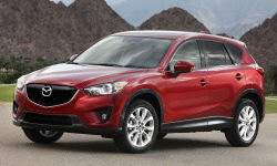 2014 Mazda CX-5 body Problems