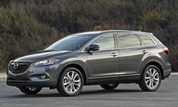 Mazda Models at TrueDelta: 2015 Mazda CX-9 exterior