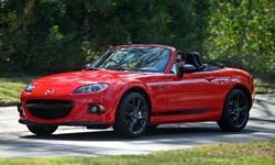 Convertible Models at TrueDelta: 2015 Mazda MX-5 Miata exterior