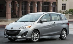2012 - 2015 Mazda Mazda5 Reliability by Generation