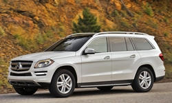 Mercedes-Benz GL vs. Acura MDX MPG