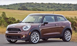 SUV Models at TrueDelta: 2016 Mini Paceman exterior